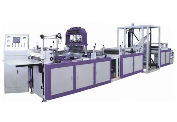 Automatic Non Woven Shopping Bag Making Machine Suppliers In Moira