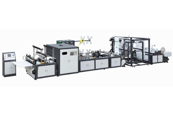 Non Woven Laminated Box Bag Making Machine Suppliers In Moira