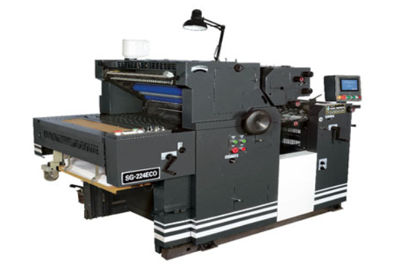 Two Colour Carry Bag Printing Machine Suppliers In Karol Bagh